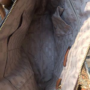 Michael Kors brown medium bag